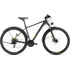 Cube Aim Allroad MTB Hardtail grey